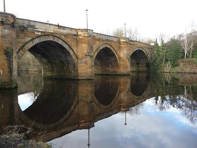 Yarm bridge, Panasonic DMC-TZ4