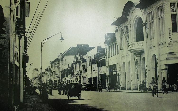 Kesawan_Medan_1930_bws