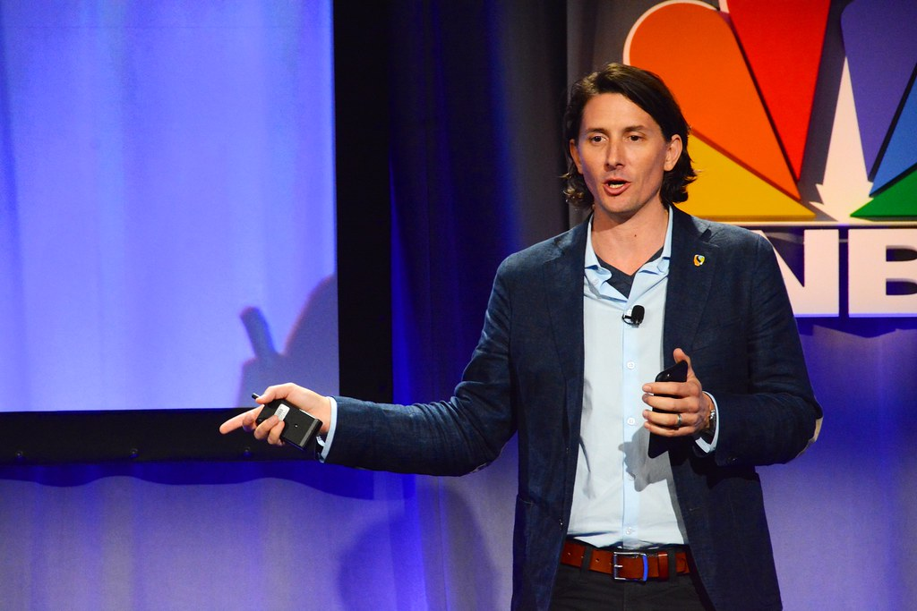 Rise of the Robots, Rob Nail, Associate Founder and CEO, Singularity University; (Demo) Marco Mascorro.