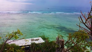 Beautiful reef off the coast of Gili T