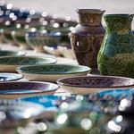 Ceramics from Uzbekistan