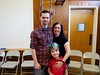 Cole & parents