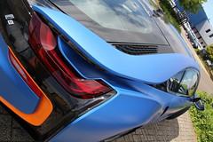 Carwrap BMW i8
