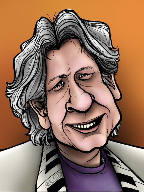 Header of Roman Polanski