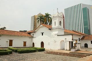 La Merced. Cali, Colombia.