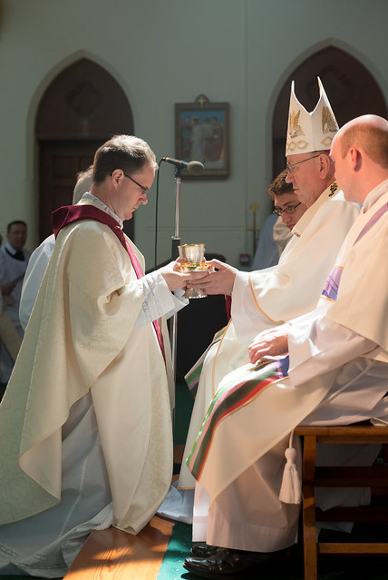 Ordination of Father Stephen Lee