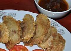 Bagnet with KBL, Chef Nic Rodriquez style