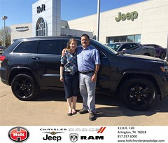#HappyBirthday to Maria Salazar from Everyone at Holt Chrysler Jeep Dodge!