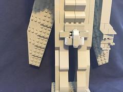 Lego Pazuzu groin