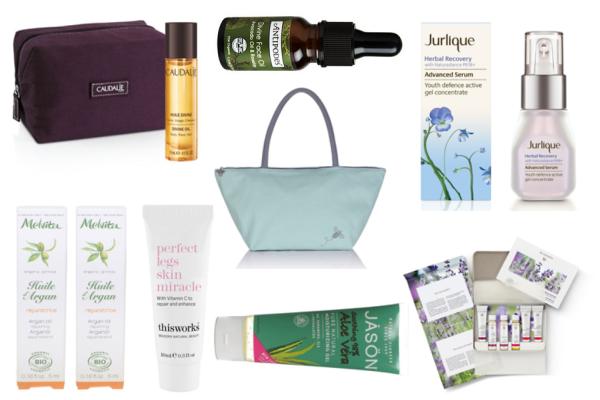 Free Organic Beauty Gifts