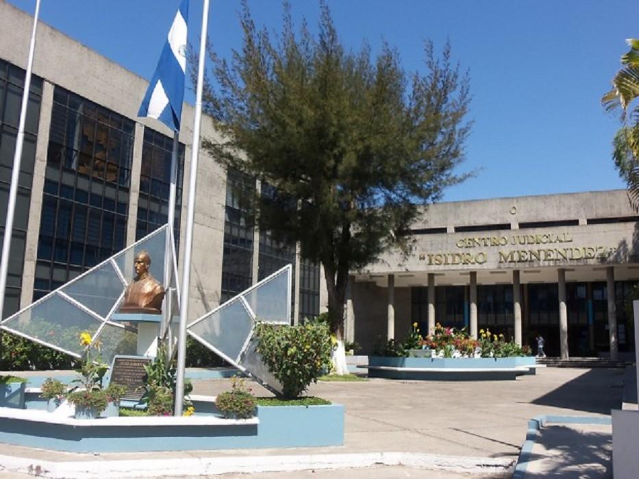 Centro de juzgados isidro menendez san salvador for Juzgado san isidro