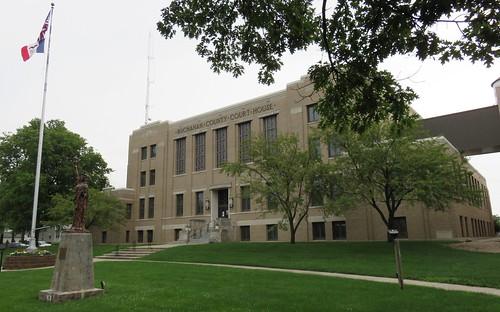 iowa ia independence courthouses countycourthouses buchanancounty dougherrichwoodburn uscciabuchanan