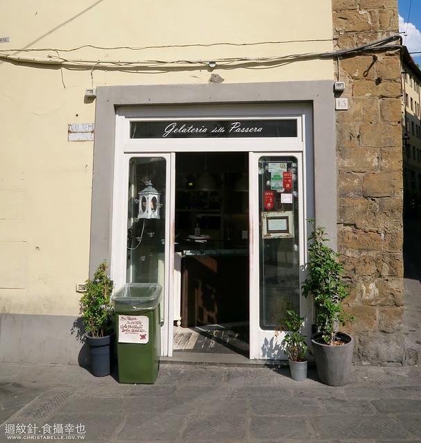 Gelateria Passera@Florence