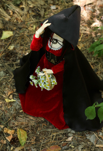 Красная шапочка ;))