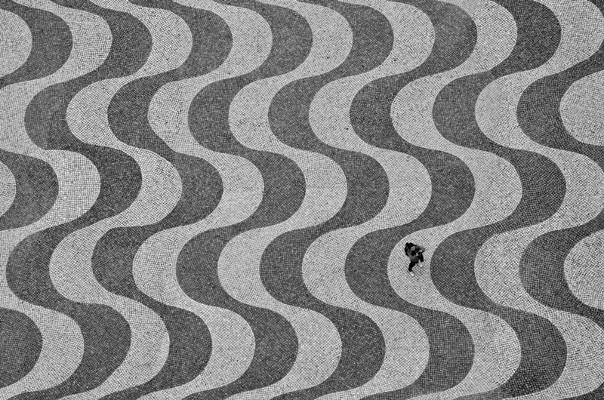 Fotografia em palavras: Chão