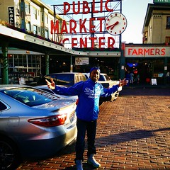 July 26, 2015 - 22:50 - Let's be a tourist in Seattle! #seattle #washington #tourist #usa #america #picoftheday #sharing #westcoast