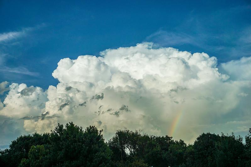 July Thunderstorm