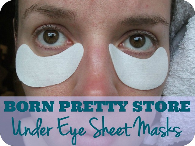 Born Pretty Store Under Eye Sheet Masks