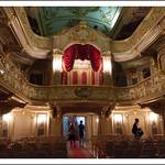 Le théatre à l'intérieur du Palais Ioussoupov