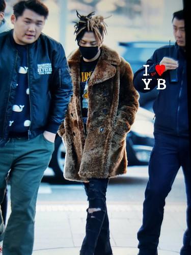 BIGBANG departure Seoul to Fukuoka 2016-12-09 (35)
