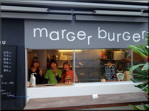 Photo:2016-12-12_ハンバーガーログブック_テイクアウト専門店が開店!【北参道】marger burger_05 By:logtaka