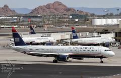 US Airways | Airbus | A321-231 | N524UW | F/N:524 | S/N:3977
