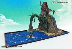 Cast Away Pirate 001