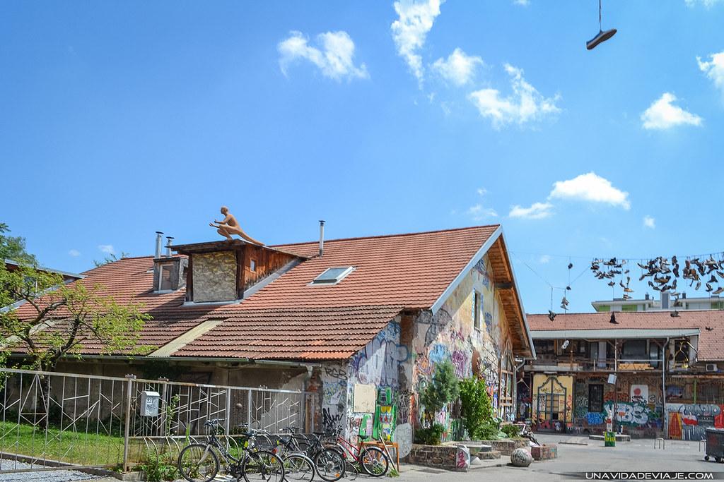 Ljubljana Metelkova