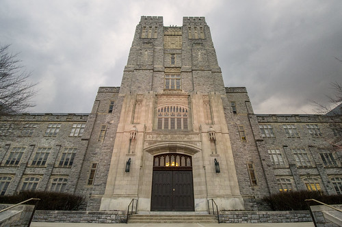Burruss Hall - Virginia Tech