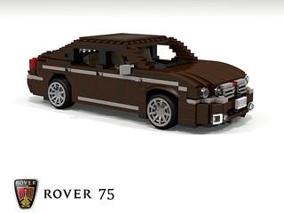 Rover 75 Saloon (1999)