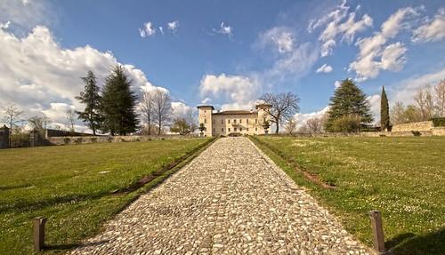 panorama canon sigma castello fvg maniero collina susans friuli udine fortezza viale colle friuliveneziagiulia majano eos600d franco600d friulisconosciuto