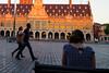 Summertime evening @Leuven