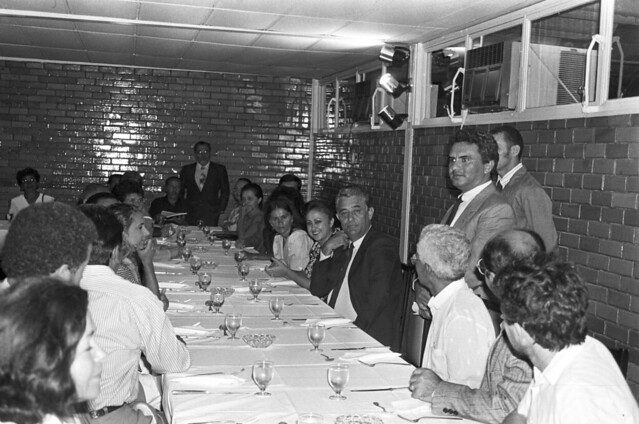 Jantar com Líderes Comunitários