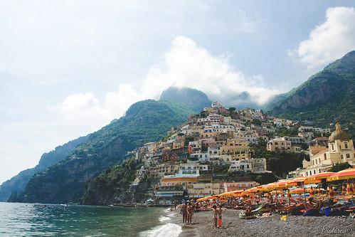 Positano (Italy). Позитано (Италия).