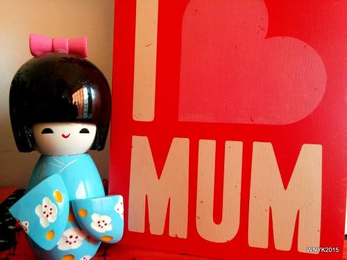 Kokeshi & Mum