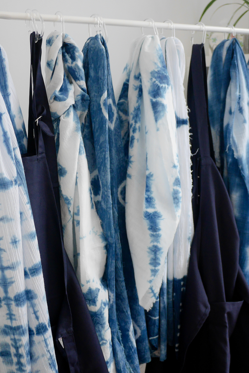 shibori workshop veronica darling