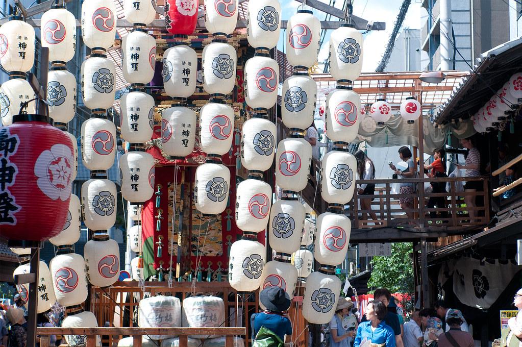 山鉾|祇園祭