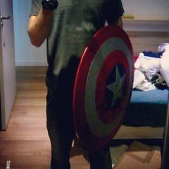 arm, captain america,