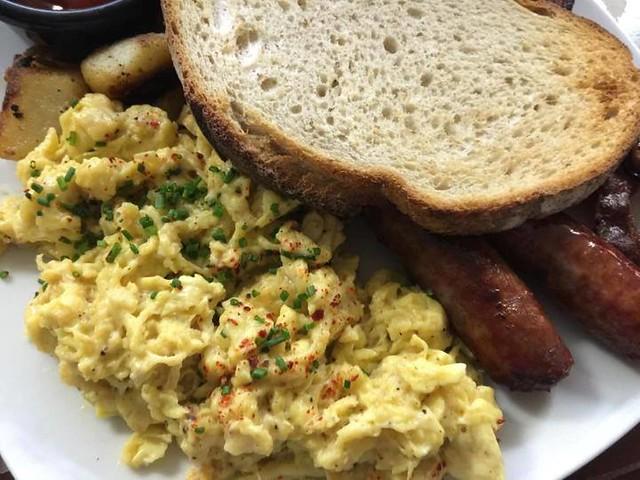 Tip Tap Room - Tip Tap Breakfast