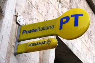 Noicattaro. Poste Italiane front