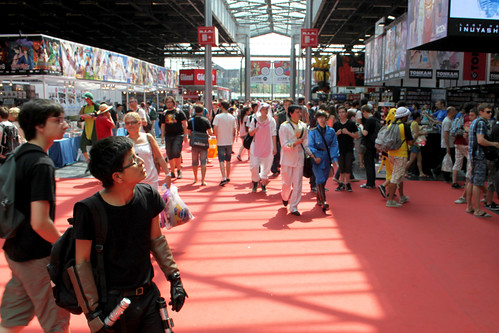 Welcome to the Japan Expo