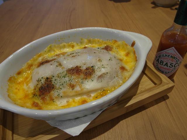 番茄肉醬千層麵 ($160)@Waffle Please比利時列日鬆餅大安店