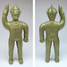 gold plastic ultraseven by scobot