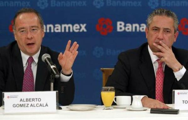 Banamex asegura que no es nueva la investigación por lavado de dinero
