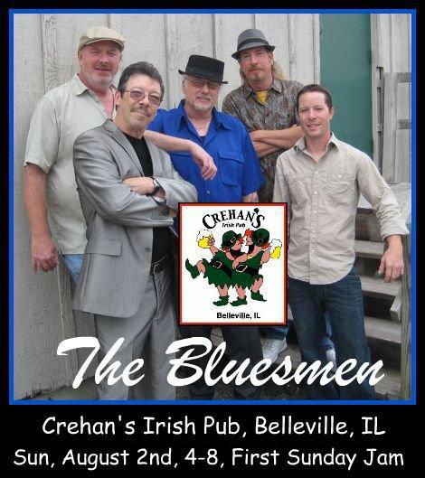 The Bluesmen 8-2-15