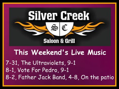 Silver Creek Poster 7-31 thru 8-2-15