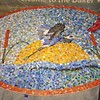Baker University Wetlands Discovery Center mosaic