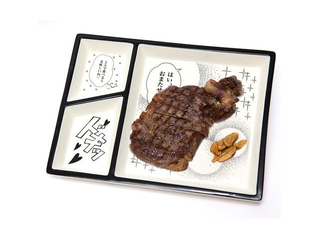 有趣敗家 – 放什麼都變好吃美食 300% 的 COMIC PLATE 漫畫餐盤 @3C 達人廖阿輝