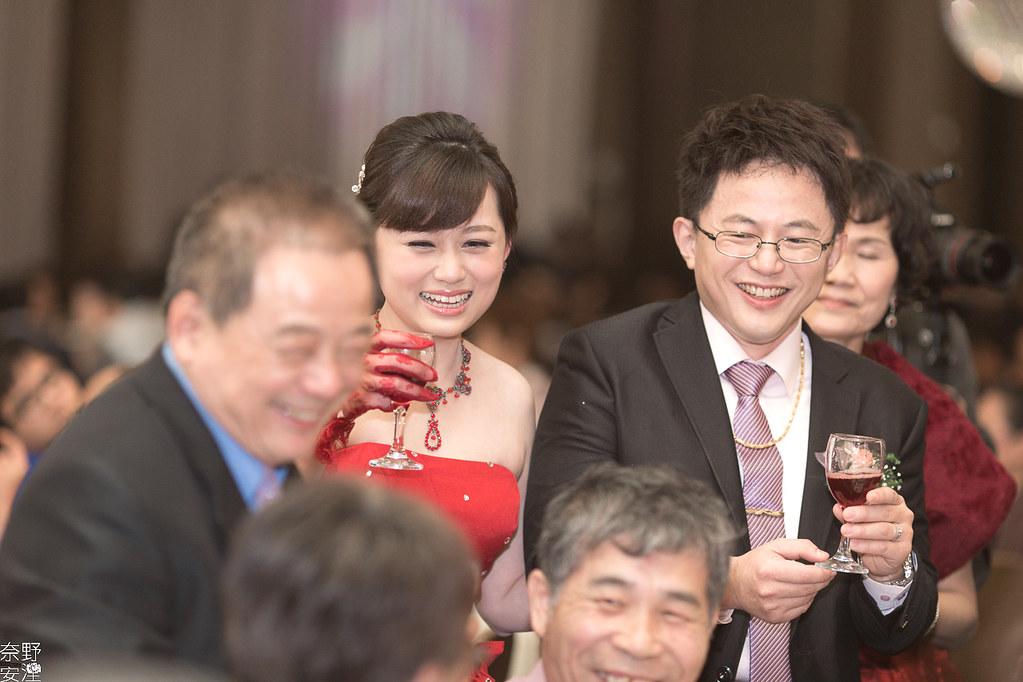 台南婚攝-繼中&佳芸-迎娶午宴 X 東東宴會式場-東嬿廳 (90)