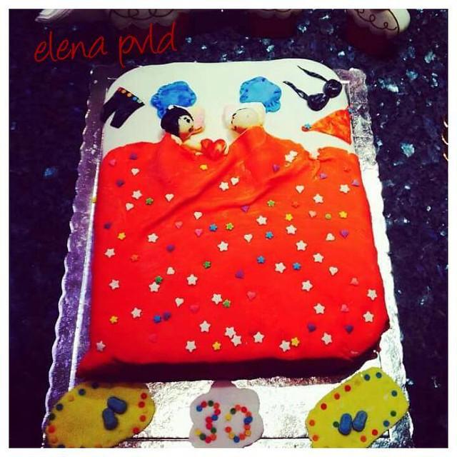 Cake by Elena Pvld